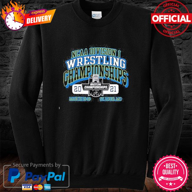 2021 ncaa division wrestling championships march 18 20 st louis mo long sleeve black