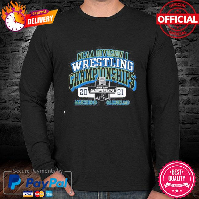 2021 ncaa division wrestling championships march 18 20 st louis mo sweater black