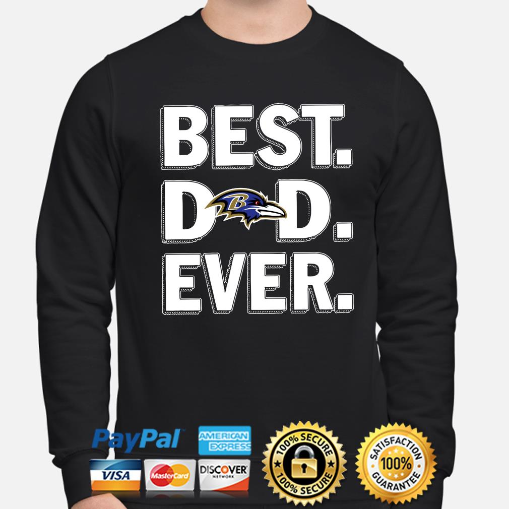 Baltimore Ravens Best Dad Ever s sweater