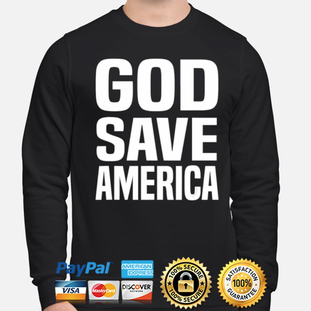 God Save America Us President Gift s sweater